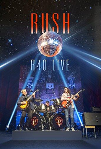 DVD : Rush - R40 Live (Digipack Packaging)