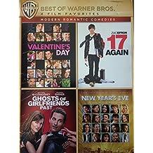 4 Film Favorites:Modern Romantic Comedies