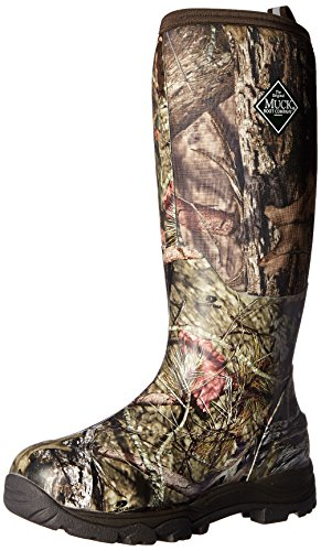 Muck Woody Plus Rubber Scent-Masking Insulated Men's Hunting Boots