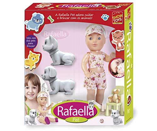 Boneca Rafaella Pet Show Toys