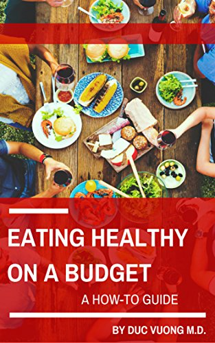 Eating Healthy Budget How Guide ebook product image
