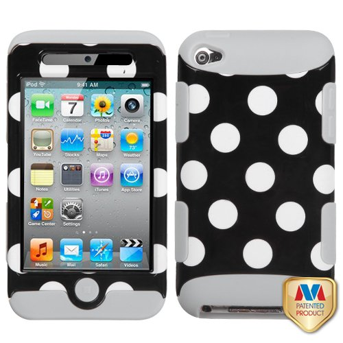 Mybat Snap on Cover Fits Apple iPod Touch 4 (4th Generati...