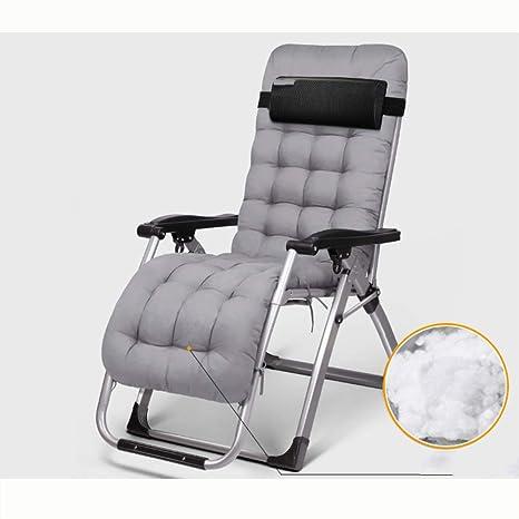 VIVOCCChair Ajustable Lounge Chair, con reposacabezas ...
