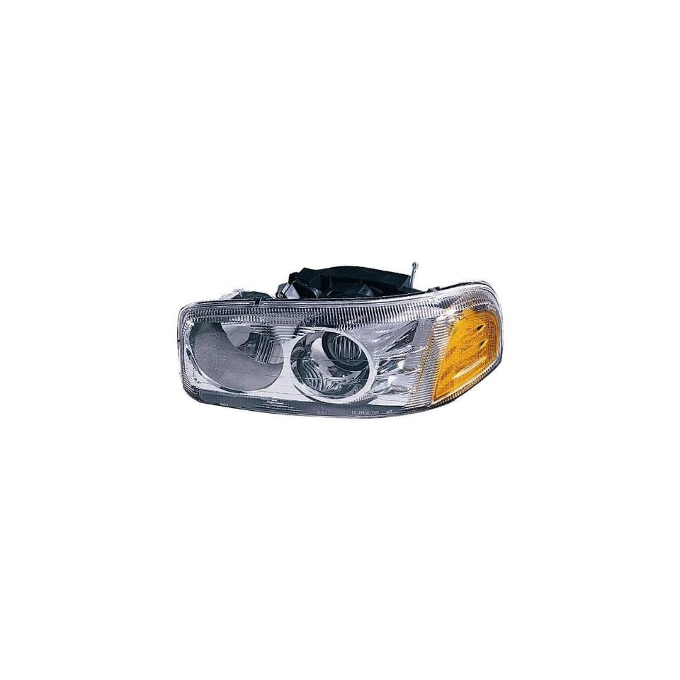 Depo 335 1114L AS GMC Yukon Denali/Sierra Denali Driver Side Replacement Headlight Assembly