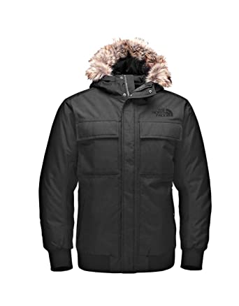 ee36c1834d7c5 The North Face Men's Gotham Waterproof 550 Fill Down Bomber-Style Jacket,  TNF Black