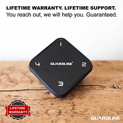 1 4 Mile Long Range Wireless Driveway Alarm Top Rated