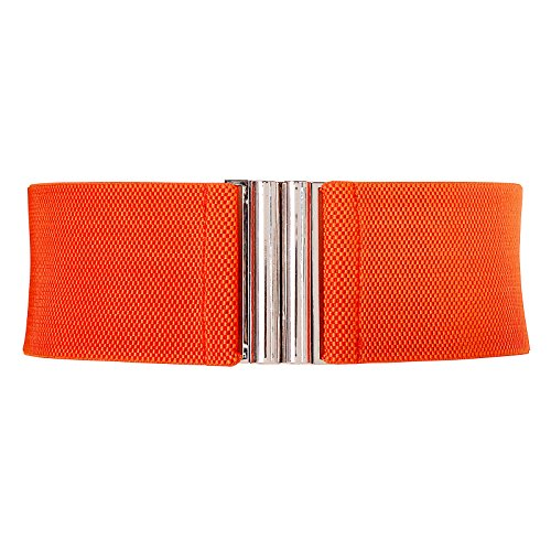 Grace Vintage Buckle Stretchy Muticolored