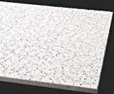 Armstrong World Industries BPGR770 Armstrong Acoustical Ceiling Panel 770 Cortega Square Lay In, 24X24X5/8, 16per Case - 296361