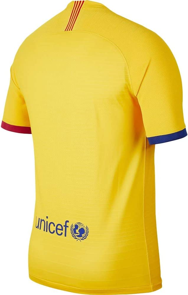 Nike Breathe FC Barcelona Stadium Away - Camiseta FC Barcelona ...