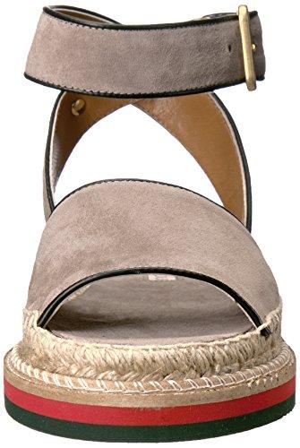 Sandalo Piattaforma Donne Estrella Delle Taupe Assous Andre Nero tRPYqa