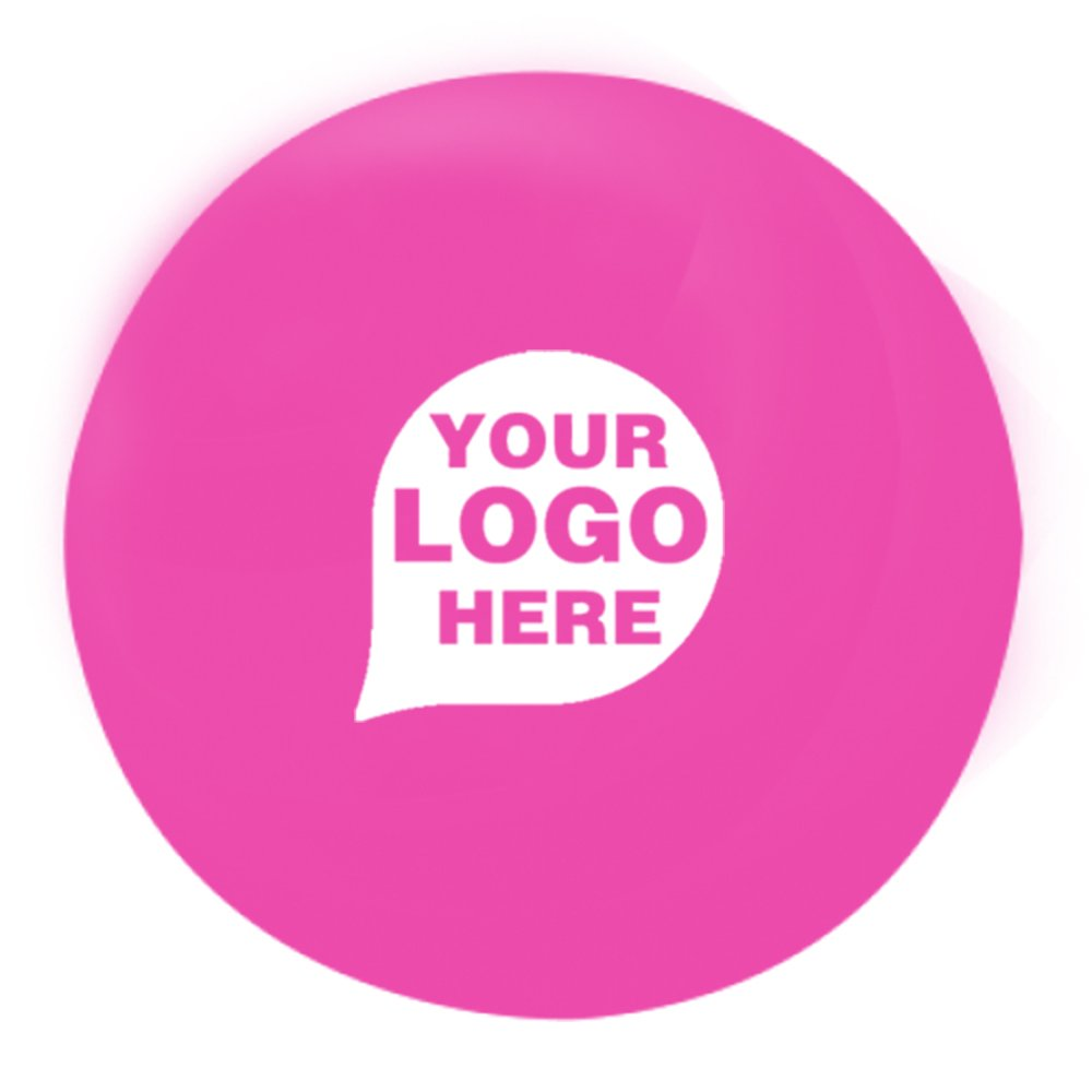 Round Shaped Stress Balls - 100 Quantity - $2.15 Each - PROMOTIONAL PRODUCT / BULK / BRANDED with YOUR LOGO / CUSTOMIZED