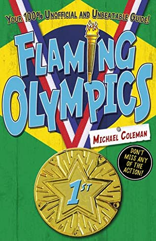 book cover of Flaming Olympics
