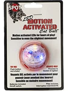 ETHICAL PRODUCTS INC LED Motion Cat Ball