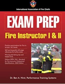 Exam prep fire inspector i ii 9781449609641 medicine health exam prep fire instructor i ii exam prep fire instructor 1 fandeluxe Choice Image