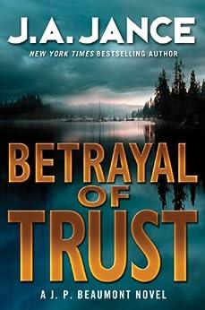 Betrayal Trust J Beaumont Novel ebook product image