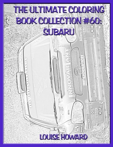The Ultimate Coloring Book Collection #60: Subaru: Volume 22
