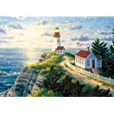 Buffalo Games Shorelines, Dawn's Early Light-500pc Jigsaw Puzzle