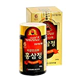 [Jigangin]7.2mg/g Ginsenoside/Korea 6 Year Red Ginseng Extraction 240mg/100% Pure 6 Year Korean Red Ginseng Extract