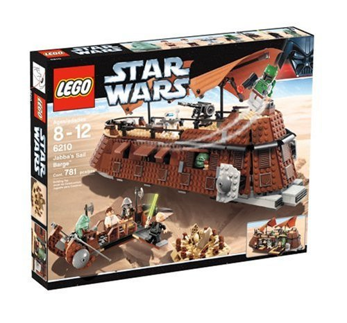LEGO 6210 Star Wars Jabba's Sail Barge ()