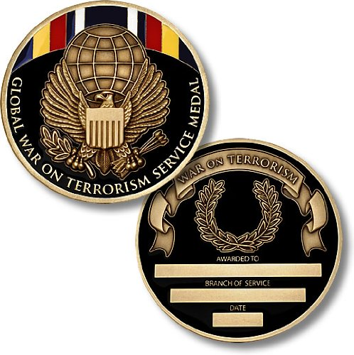Engravable Challenge Coin - 6