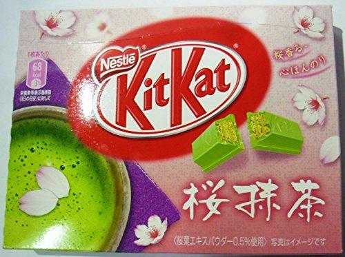 Kit Kat Nestle Kitkat Sakura