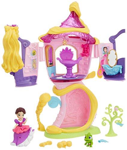 디즈니 프린세스 리틀 킹덤 라푼젤의 탑의 꼭대기 살롱 미용실