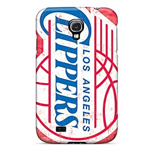 Forever Collectibles Los Angeles Clippers Hard Snap-on Galaxy S4 Case