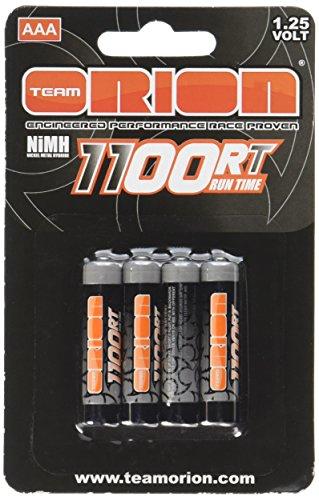 Team Orion 1100mAh AAA 1.25V NiMH(4) Battery