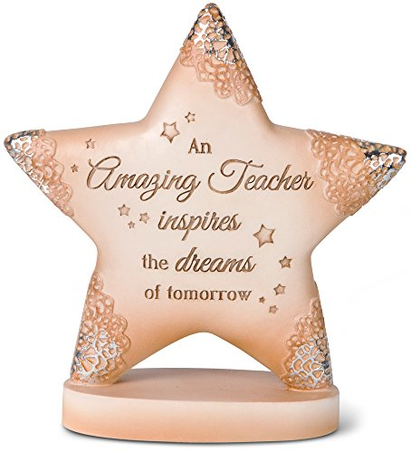 Pavilion Gift Company 19088 Amazing Teacher Plaque, 4-1/2-Inch
