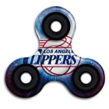 Clipper Game Tonight Los Angeles Clippers Logo Star Collection Tri Fidget Hand Spinner For Children And Adults