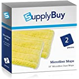 "SupplyBuy 18"" Premium Microfiber Dust Mops 