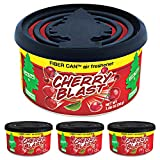 Best Air Freshners - Little Trees Fiber Can Air Freshener Cherry Blast Review