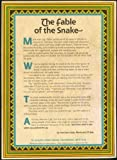 img - for The Fable of the Snake book / textbook / text book