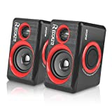 Surround Computer Speakers w/ Deep Bass USB Wired Powered Multimedia Deal