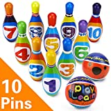 iPlay, iLearn Kids Bowling Play Image