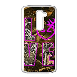 Browning LOVE Phone Case for LG G2 Case