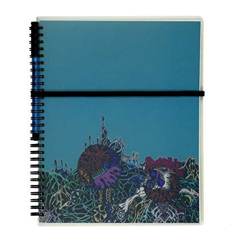 """Scrubby Reusable Whiteboard Notebook — Large Size (8"""" x 10"""") — Imagine Cover Photo #6"""