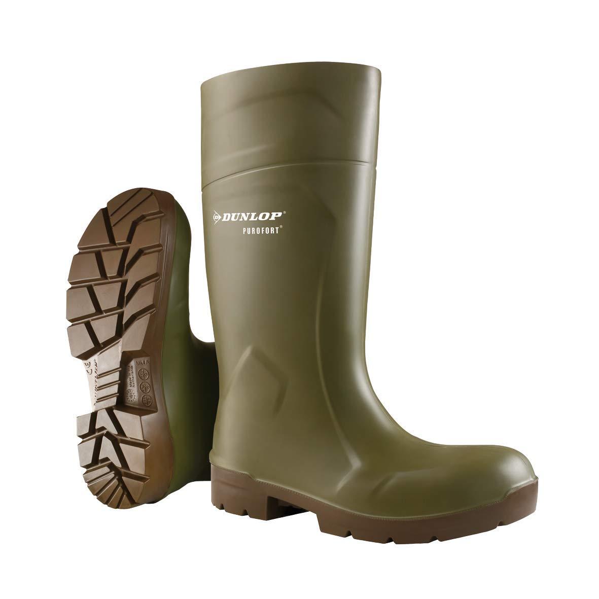 Dunlop FoodPro Purofort MultiGrip Safety Shoes EA51831 Size - 8