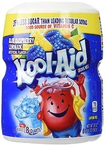 Kool-Aid Blue Raspberry Lemonade Drink Mix