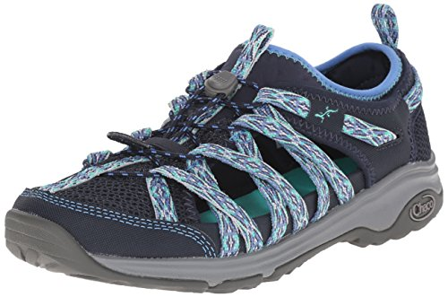 Chaco Women's Outcross Evo 1 Sport Water Shoe, Eclipse, 7.5 M US