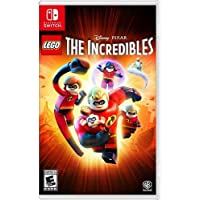 Deals on LEGO Disney Pixar's The Incredibles - Nintendo Switch