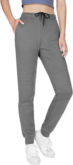 Dishang Jogging Léger Femme Pantalon De Survêtement à Cordon élastique à La Taille Pantalon Sport De Designer 3 Couleurs Amazon Fr Sports Et Loisirs
