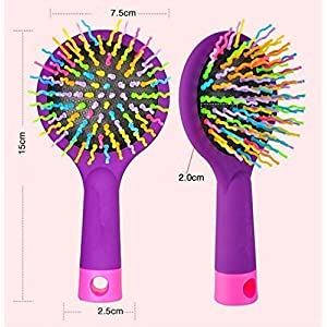 Pelo Hair Brushes Salon Styling Tools Set for Men and Women, 40 g, M1