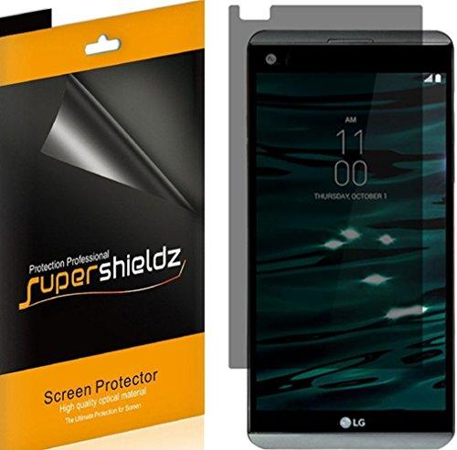 (2 Pack) Supershieldz Privacy Anti Spy Screen Protector Shield for LG V20