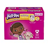 Health & Personal Care : Pull-Ups Learning Designs Training Pants for Girls, 3T-4T, 66 Count (Packaging may vary from image shown)