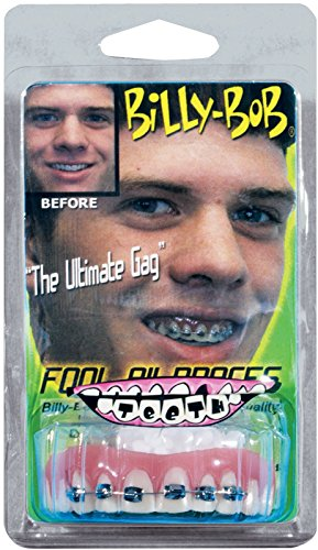 The Original Billy-Bob Teeth Fool All Braces Fake Teeth