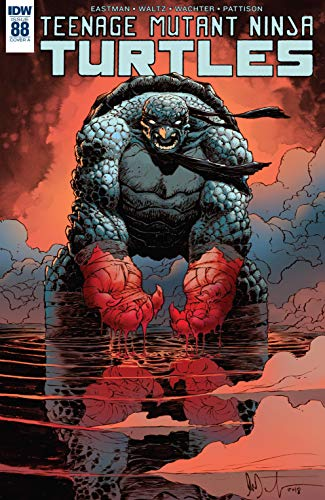 Teenage Mutant Ninja Turtles #88 ()