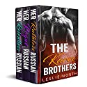 Karev Brothers: The Complete Series Audiobook by Leslie North Narrated by D. C. Cole