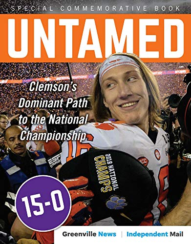 Untamed: Clemson's Dominant Path to the National Championship