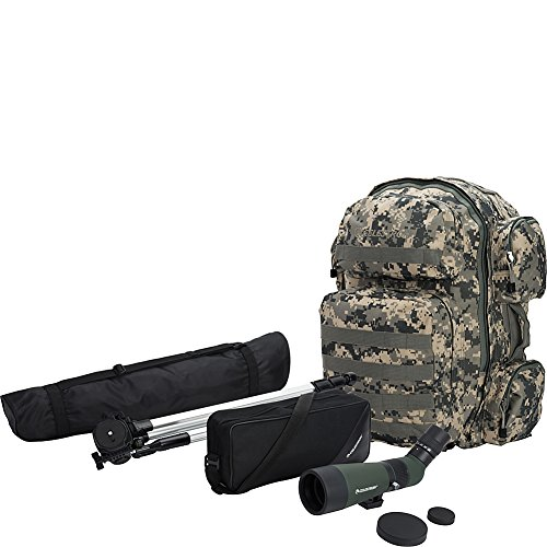 Price comparison product image Celestron LandScout 12-36x60 Backpack/Tripod Kit (Green)